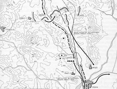Korean War Maps