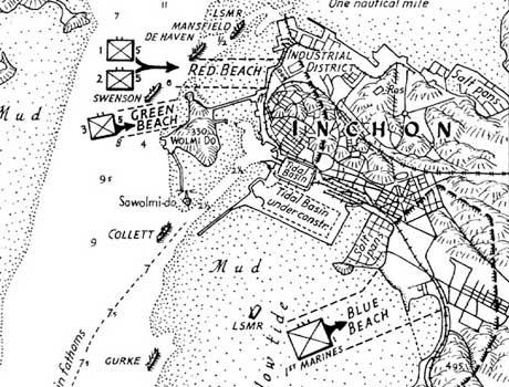 Korean War Maps Us Navy - Us-navy-map